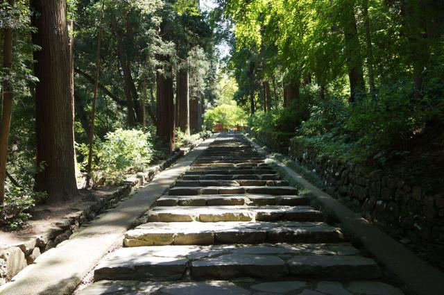 瑞鳳殿 階段