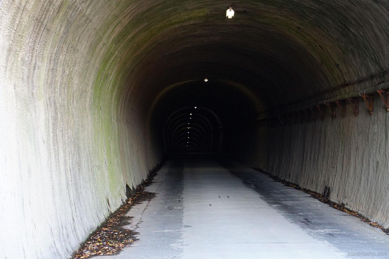 御坂峠 天下第一 トンネル